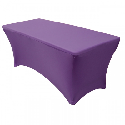 Purple Table Cover